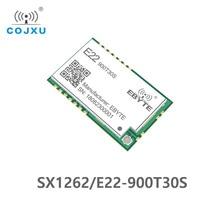 SX1262 1W UART לורה TCXO 915mhz מודול E22 900T30S cdebyte אלחוטי מודול 868MHz ארוך טווח IoT SMD IPEX ממשק משדר