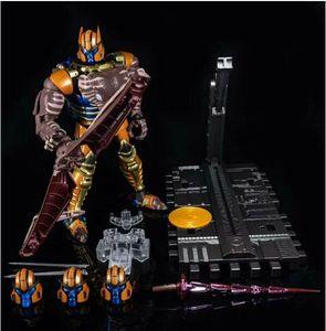 TKR трансформация BW Dinobot MP41, игрушки-роботы из серии «Война зверей», «тираннозавр», «Рекс Ко», «динозавр», «воин»