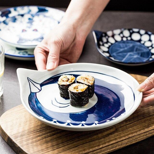Ceramic Cat Table wear 5