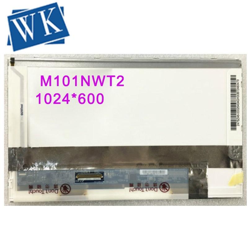 Free Shipping! M101NWT2 R1 R2 B101AW03 LP101WSA TLA1 LTN101NT02 LTN101NT06 N101L6-L02 CLAA101NB01  LED Display Laptop Screen