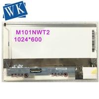 Free shipping! M101NWT2 R1 R2 B101AW03 LP101WSA TLA1 LTN101NT02 LTN101NT06 N101L6 L02 CLAA101NB01 LED Display Laptop Screen