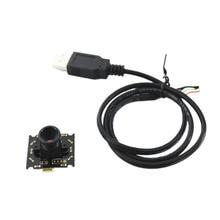 Модуль камеры Usb Cmos 1.3Mp 50 градусов Объектив Usb Ip модуль камеры для окна Android и Linux системы