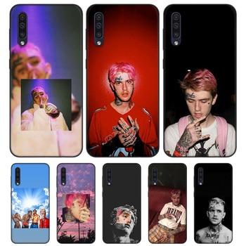 Lil Peep Lil TPU Silikon Fall für Samsung Galaxy A7 A9 2018 A10 A20 A30 A40 A50 A60 A70 A80 a20E A90 5G A51 A71 A81 Zurück Shell