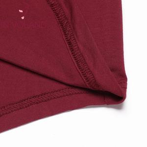 Image 5 - INVOLAND נשים בתוספת גודל תורו למטה צווארון קצר שרוול כיס כותונת הלבשת