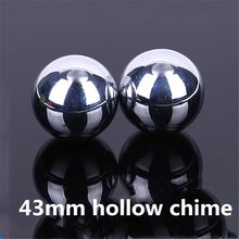 Massage-Balls Iron-Ball Baoding Stress-Relief Chinese-Health-Balls for Hand-Therapy Exercise
