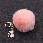 1PC Cute Pink Cat Fu...