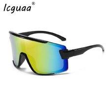 Солнцезащитные очки с защитой uv400 для мужчин и женщин зеркальные