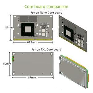 Image 5 - Jetson ננו מפתחים ערכת הדגמת לוח AI פיתוח לוח פלטפורמת A02 גרסה + מקרה + מאוורר + 32G SD כרטיס + DC כוח מתאם + AI מצלמה