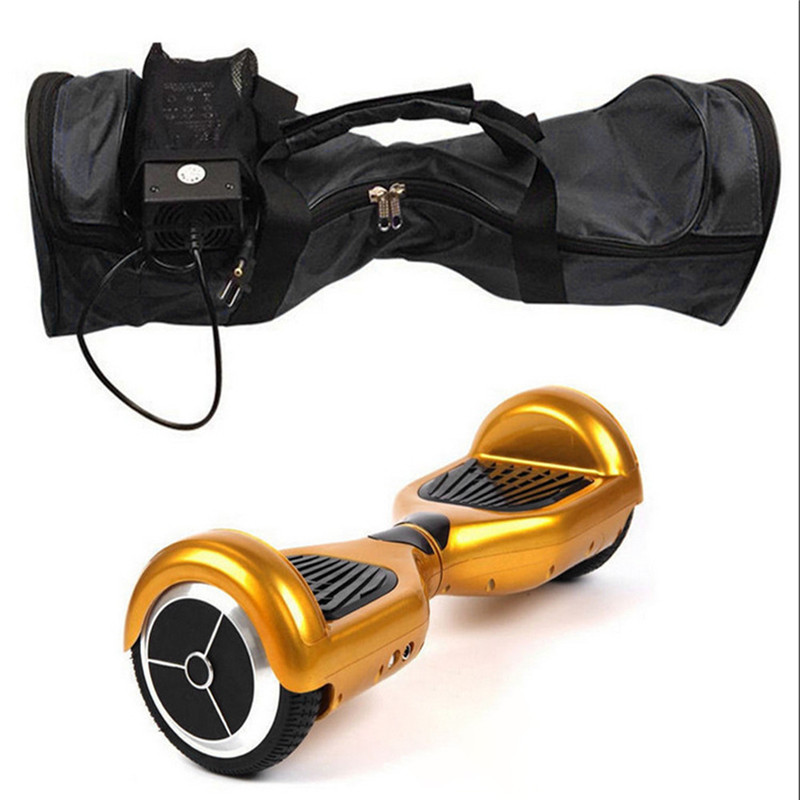 New Portable Self Balancing Waterproof <font><b>Board</b></font> Scooter <font><b>Hover</b></font> <font><b>Board</b></font> Carry Cover <font><b>Case</b></font> Bag Durable Black Bags Electric Scooter Parts image