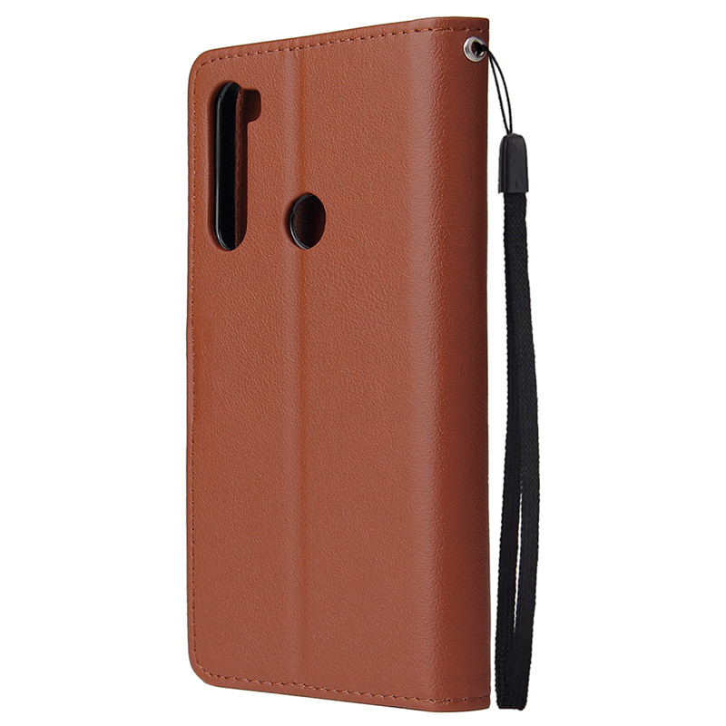 Leather Wallet Case Flip Cover for Xiaomi Redmi Note 8 7 6 5 4 Pro 8A7A 6A 5A 4X 5X 5 Plus Protect Cover 8