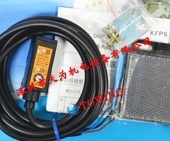 new original KE-SR200N Taiwan kai fang  photoelectric sensor