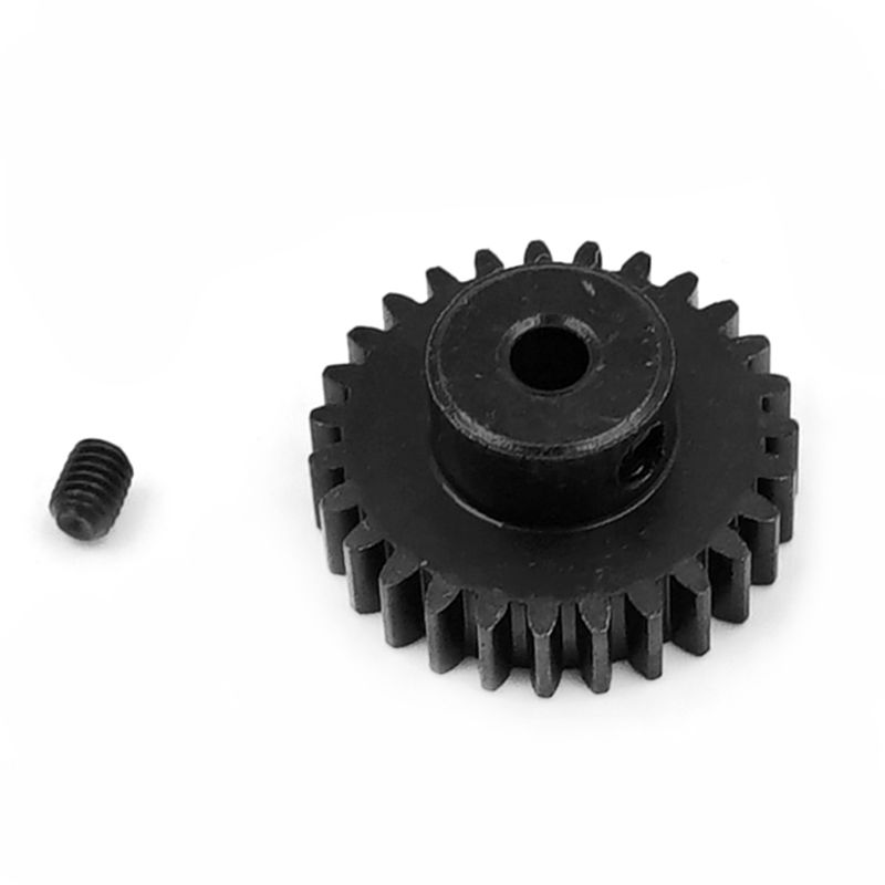 Metal Diff Main Gear 42T + Motor Gear 27T For 1/18 WLtoys A959-B A969-B A979-B K929-B RC Car Upgrade Parts