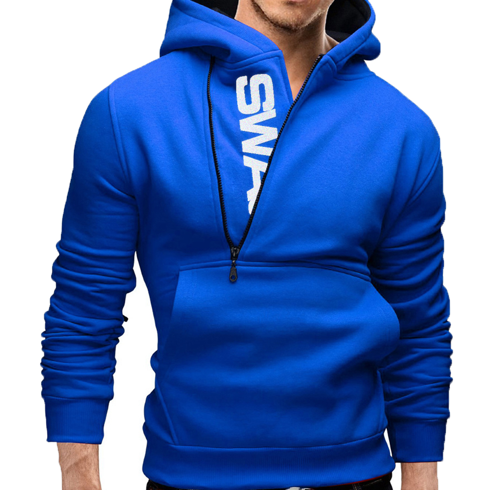 Hd5a3fee9be2f4c0299e81543e8eef570U Sports Men Plus Size Slant Zipper Letter Hoodies Long Sleeve Hooded Sweatshirt