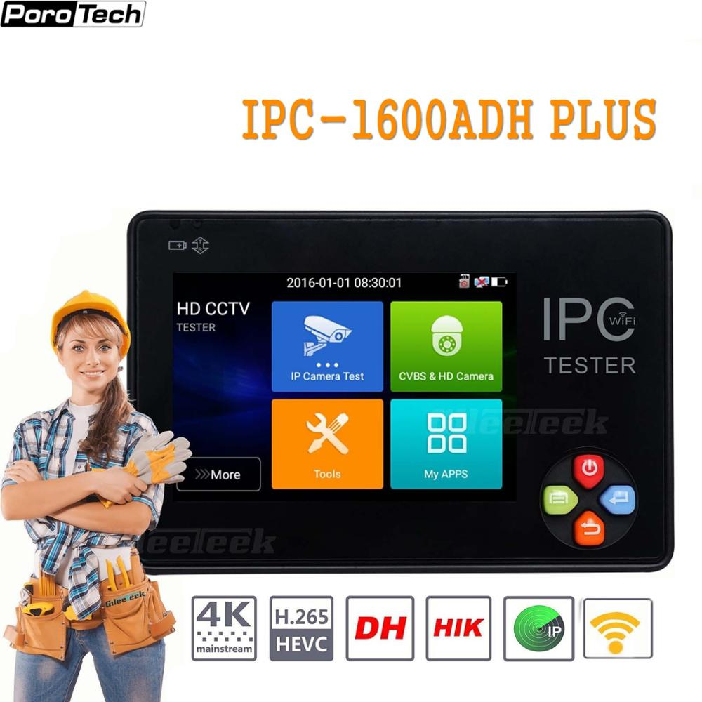 IPC-1600ADH Plus IP Cctv Camera Tester All In One 3.5
