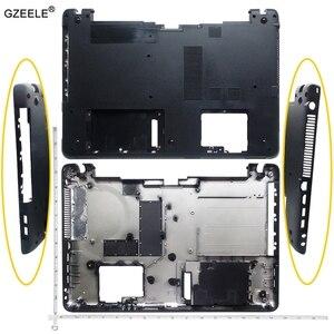 Image 2 - Nieuwe Laptop Cover Voor Sony Vaio SVF152 SVF15 FIT15 SVF153 SVF1541 SVF152A29V SVF1521ECXW Palmrest Bovenste Cover/Bottom Case Cover