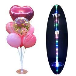 Держатель для шаров детский с днем рождения Воздушные стойки для шаров палка для шаров на день рождения игрушки шляпа для взрослых детские
