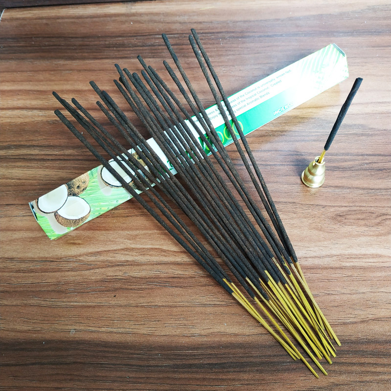 Hand Rolled From Indian Burning Incense for Meditation