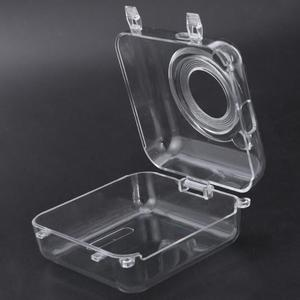 Image 5 - Transparent PC Protective Cover Bag Carry Case for Peripage Photo Printer Support Dropshipping