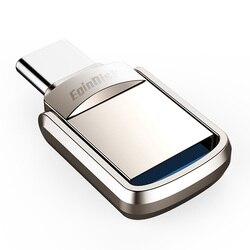 Тип C флеш-накопитель USB 3,0 64 ГБ 32 ГБ 16 ГБ для телефона Android двойной привод флешки