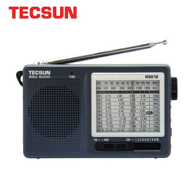 TECSUN Radio Internet-Receiver 12-Bands Selectivity Portable Fm/Am/sw-radio No Low-Noise