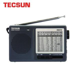 Image 1 - TECSUN R 9012 FM/AM/SW راديو 12 العصابات المحمولة استقبال الإنترنت راديو حساسية عالية الانتقائية منخفضة الضوضاء FM/AM/SW راديو