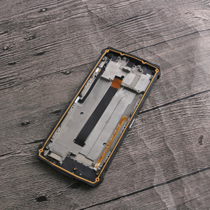 Image 3 - ocolor For Blackview BV9100 LCD Display And Touch Screen Assembly 6.3For Blackview BV9100 Screen With Frame+Film +Tools+Glue