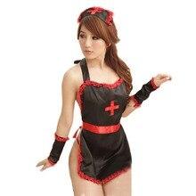 Porno Lingerie Hot Women Baby Doll Lenceria Erotic Dress Cosplay Nurse Uniform Costumes Underwear Maid Role Suit