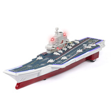 Diecast Metal Aircraft And Carrier Model Toy Simulation 1:2000 L-16 Sound And Light Uull Back Alloy Model Ornaments Gift Toys 1 48 model of military wz 10 aircraft armed helicopter simulation wu zhishi metal alloy ornaments