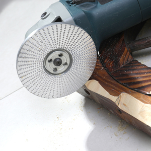 Image 4 - 5/8 עץ זווית טחינת גלגל מלטש גילוף רוטרי כלי שוחק דיסק עבור זווית מטחנות טונגסטן קרביד ציפוי נשא עיצוב