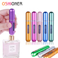 Perfume-Bottle Refillable Spray Scent-Pump Empty-Cosmetic-Containers Mini For Travel