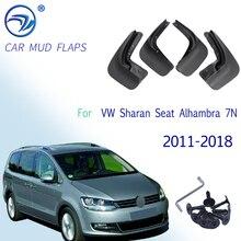 Błotniki samochodowe błotniki do błotników błotniki do VW Sharan Seat Alhambra 7N 2011 2018