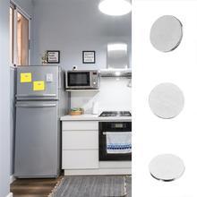 52PCS Round Powerful Magnet Sheets Neodymium Iron Boron Flat Refrigerator Magnet White/Black Board Door Disc Magnet Accessories