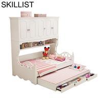 Kids Mebles Dla Dzieci For Children Ranza Lit Enfant Bois Muebles Wood Bedroom Cama Infantil Wooden Baby Child Furniture Bed