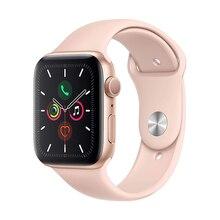 Apple Watch Series 5 алюминиевый корпус с спортивной лентой