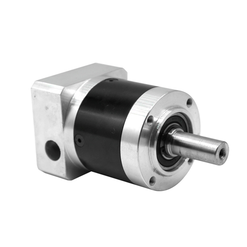 Free Shipping To Russia 16k PLE120 25mm Shaft Size Output Flange Gearbox Heavy Load 2 Speed Reduction