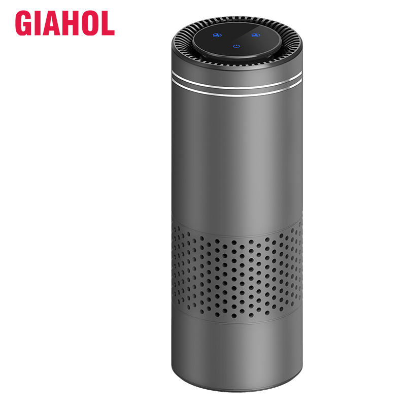 USB Mini Air Purifier HEPA Vehicle Air Ionizer Car Air Purifier Electric Air Freshener Car Accessories Purifiers PM2.5,dust,odor