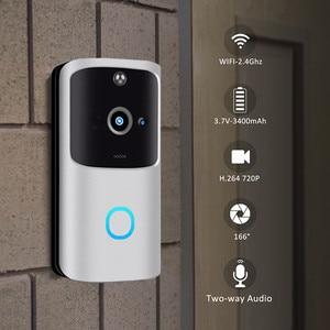 CARPRIE V5 Video Doorbell Smar