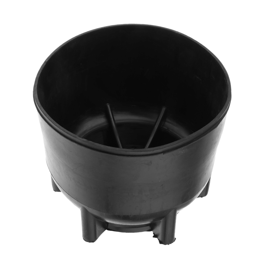 Toogou 6.7 inch Rubber Scuba Diving Cylinder Tank Boot for 12L Steel Tank Protection