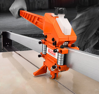 Push Knife Tile Cutter Manual Push Knife Floor Tile 800 1000  Laser Chamfering High Precision