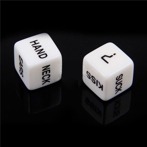 Adult Love Dice Gambling Fun Game Bedroom Erotic Games Pair Couples Toys in Board Games from Sports Entertainment