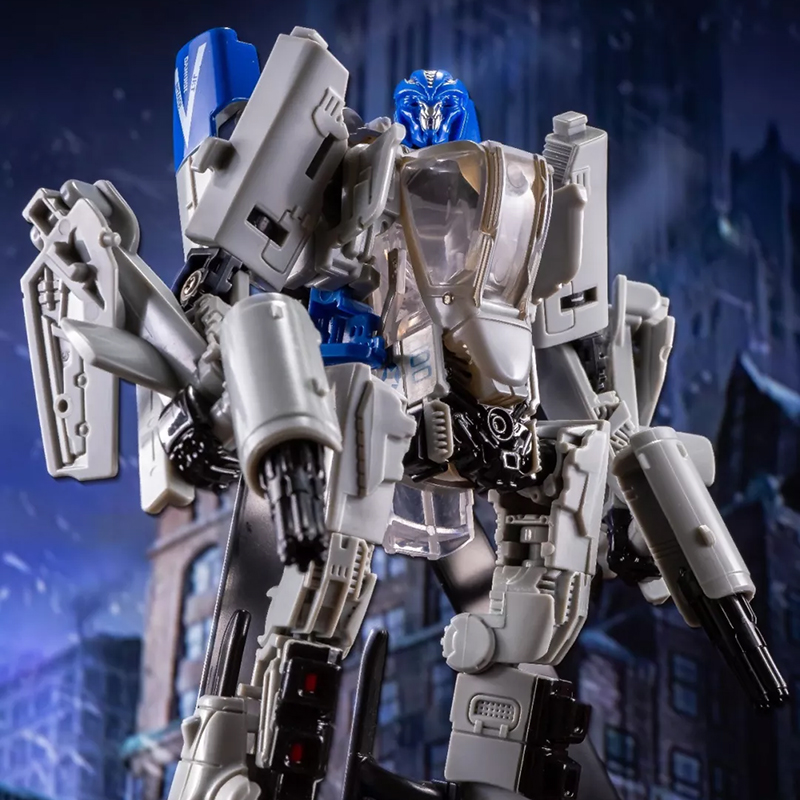 AOYI Transformation G1 Robot H6001-7 Hurricane Plane Movie Series Film Alloy Action Figure Collection Model