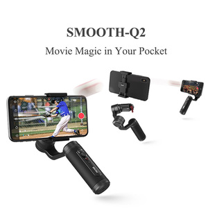 Image 5 - Zhiyun Smooth Q2 Smooth 4 Handheld Gimbal Stabilizer for iPhone 7 6s Plus X 8 S8 S7 S6,Zhiyun Smooth 4,zhiyun smooth q2