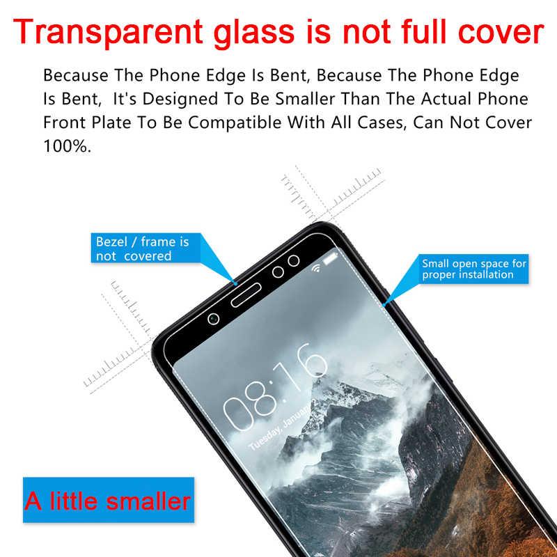 2 قطعة! واقي للشاشة ل Xiaomi Redmi 7 K20 6 برو 5 زائد توغيد 9H HD المقسى فيلم زجاج واقي على Redmi 7A 6A 5A 4A 4X