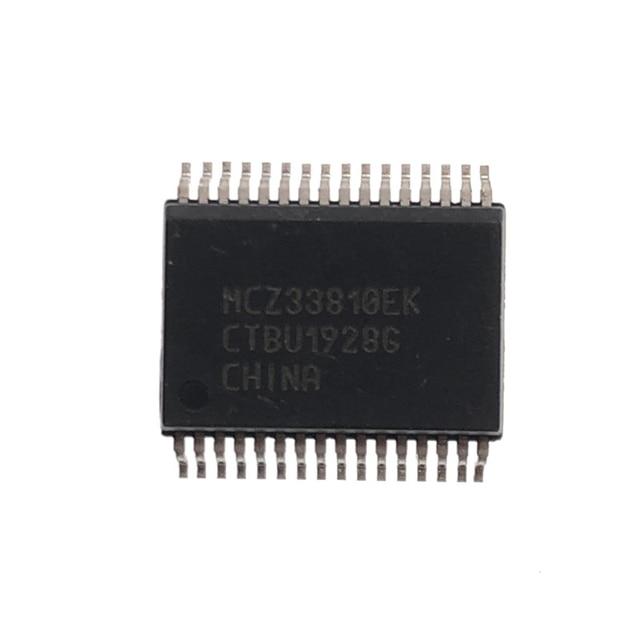 5PCS MCZ33810EK SSOP32 MCZ33810E SSOP 32 MCZ33810 33810 New and original