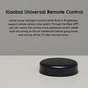 Image 4 - Xiaobai Hồng Ngoại Thông Minh (Smart IR Điều Khiển Từ Xa Tiếng Nói Phiên Bản Tích Hợp Bluetooth Cửa Ngõ Điều Khiển Từ Xa Công Tắc Định Thời Gian Trung Tâm Điều Khiển