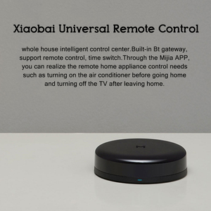 Image 4 - Xiaobai Smart IR Remote Control Voice Version Built in Bluetooth Gateway Remote Control Timing Switch Control Center