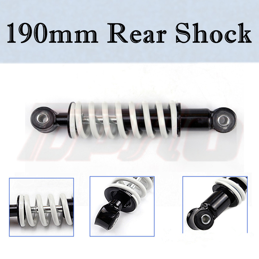 230mm Motorcycle Rear Shock Absorbers Suspension for 50cc ATV Dirt Bike Quad