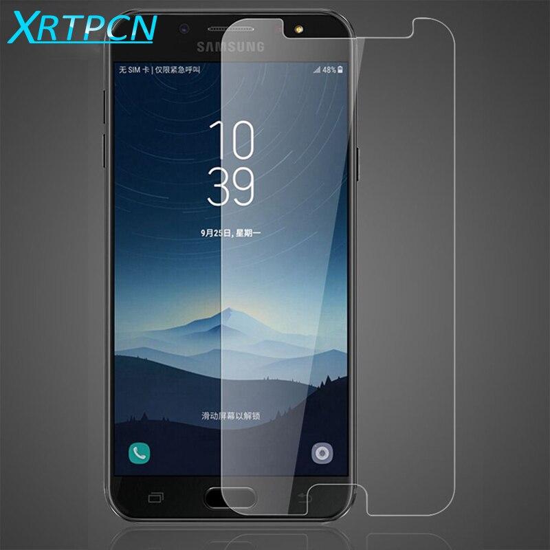 9H Tempered Glass For Samsung Galaxy J3 J5 J7 2016 2017 J2 J5 J7 Prime Screen Protector For Samsung J2 J4 J6 J8 Protective Film
