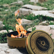 Przenośne i wielokrotnego użytku ognisko oświetlenie zewnętrzne ognisko zbiornik ogrzewanie odkryty Camping piknik przenośne dekoracje ogniska tanie tanio Ogniskach Campfire Outdoor Lighting Campfire Tank Heating Zaopatrzony