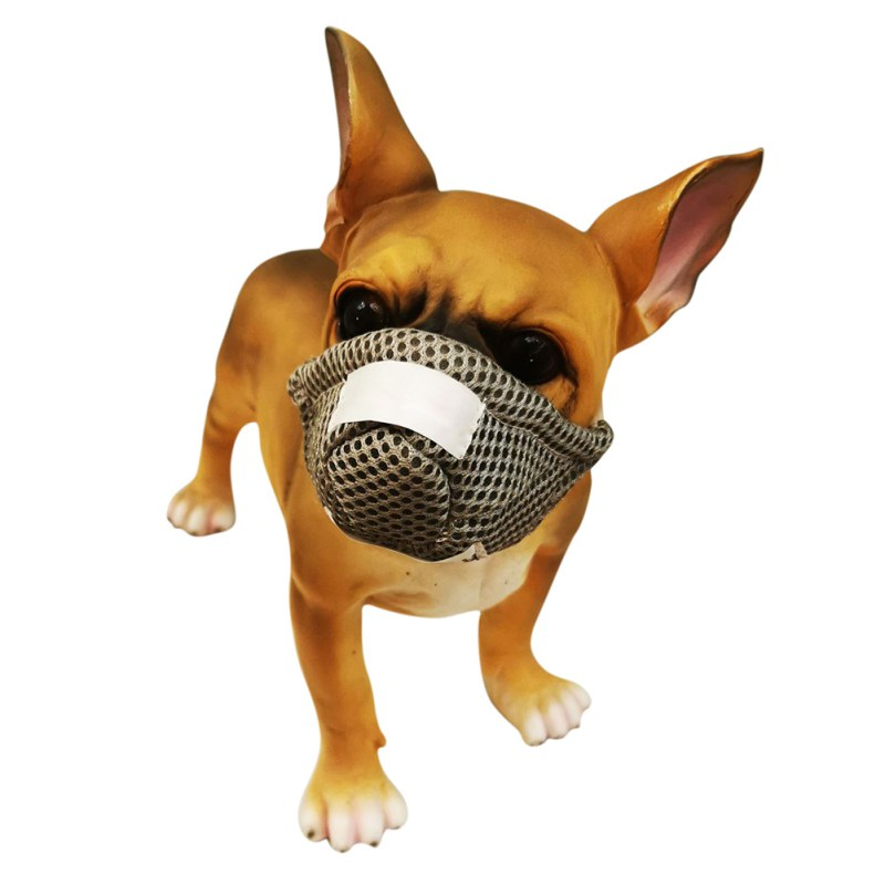 Pets Dog Dust And Antibacterial Mask Anti-Haze For Puppy Dogs Cats Outdoor Travel Supplies Masks
